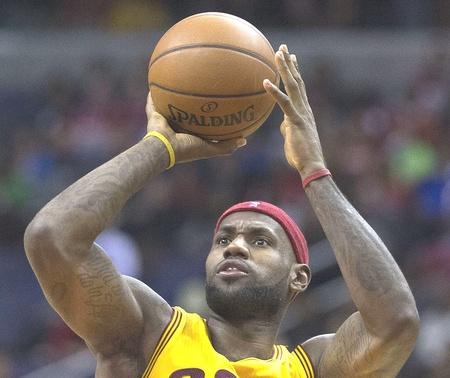 NBA Finals MVPs